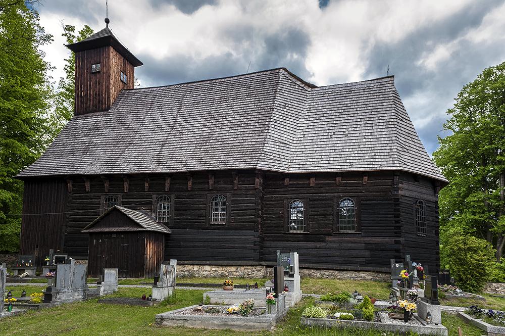 Dřevěný kostel sv. Martina