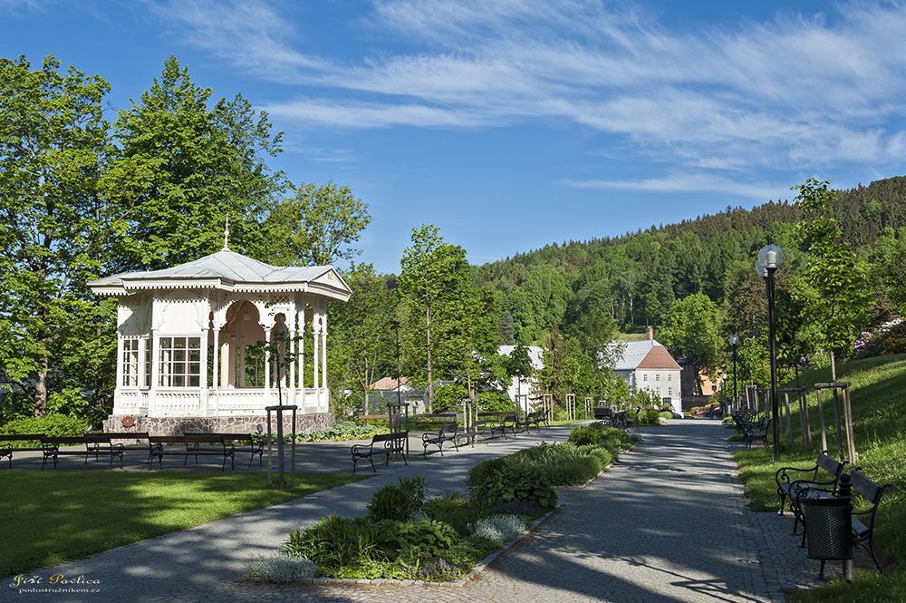 Priessnitzovy lázně