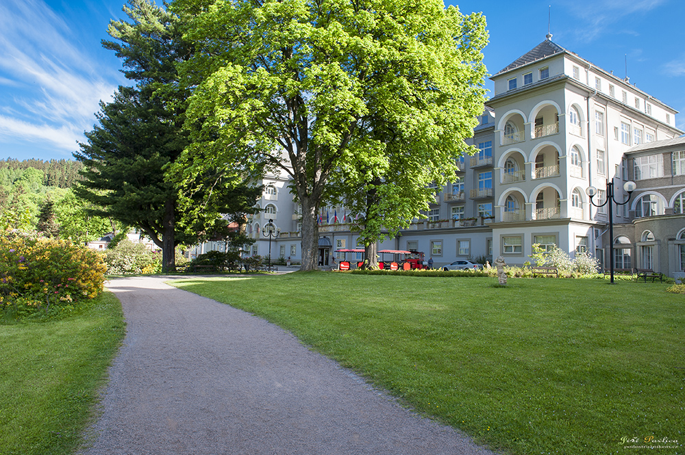 Priessnitz Sanatorium